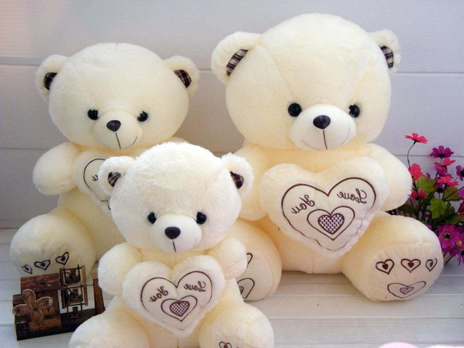 lovely and beautiful teddy bear wallpapers allfreshwallpaper
