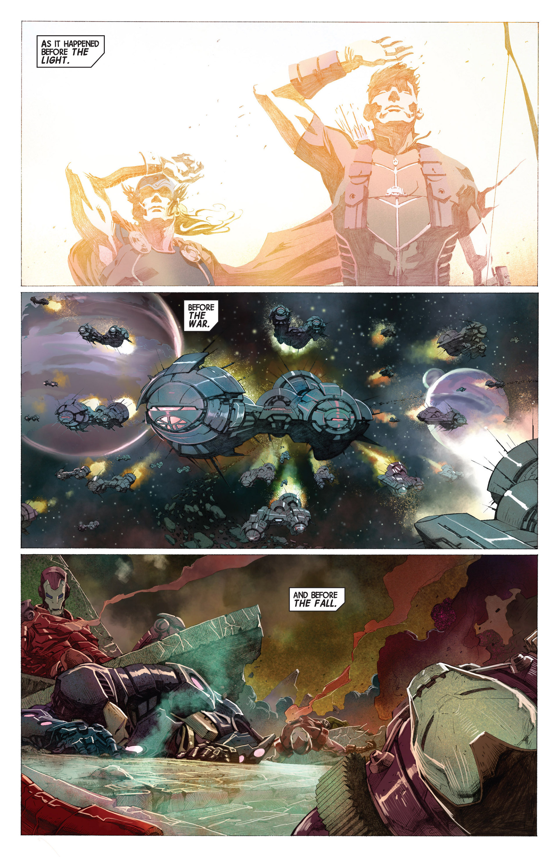 Read online Avengers (2013) comic -  Issue #1 - 5