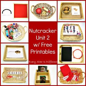 Nutcracker Acivities
