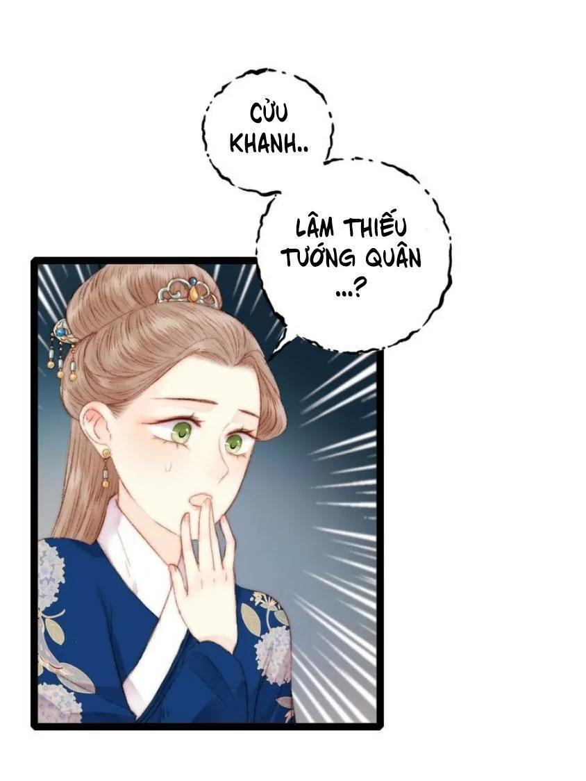 Nàng Phi Cửu Khanh - Thần Y Kiều Nữ chap 55 - Trang 33