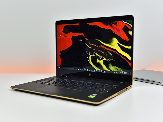 Hp Spectre X360 15 Inch, Laptop Dengan Fitur Premium