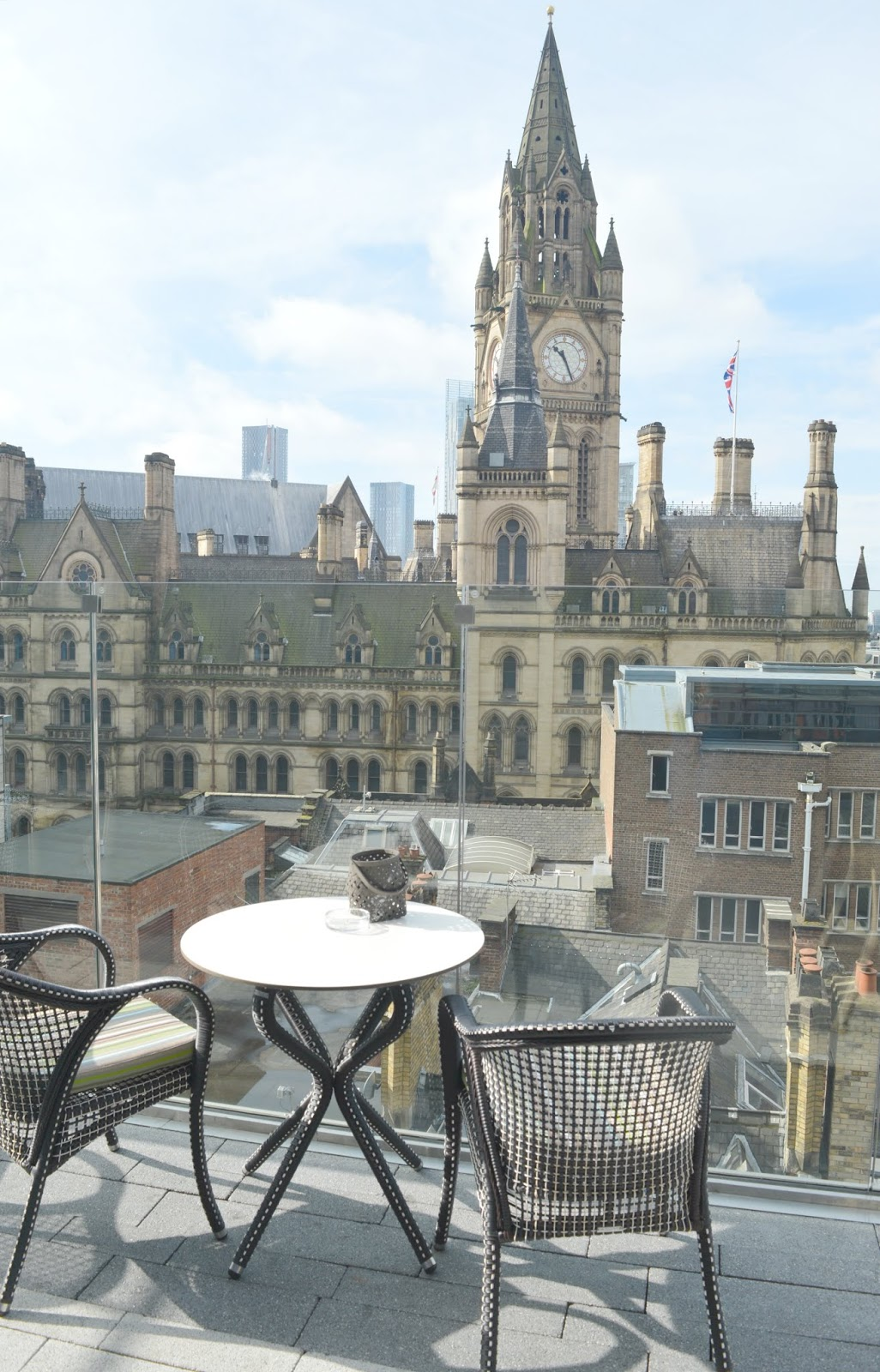 Suite King Street Townhouse, Manchester View