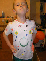 dots spots on shirt for children in need schools