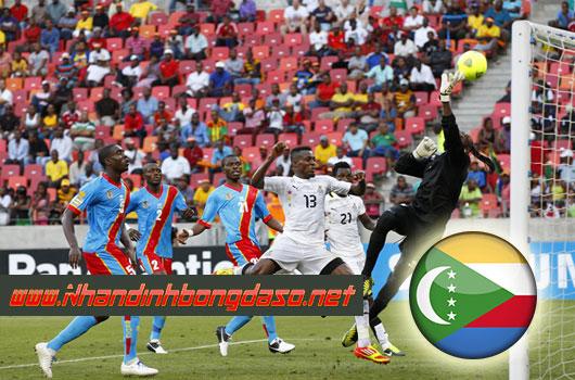 CHDC Congo vs Guinea www.nhandinhbongdaso.net