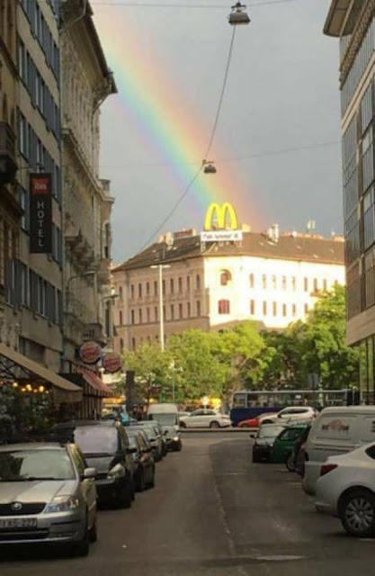 RESUELTO: ¿dónde te lleva el arco iris?