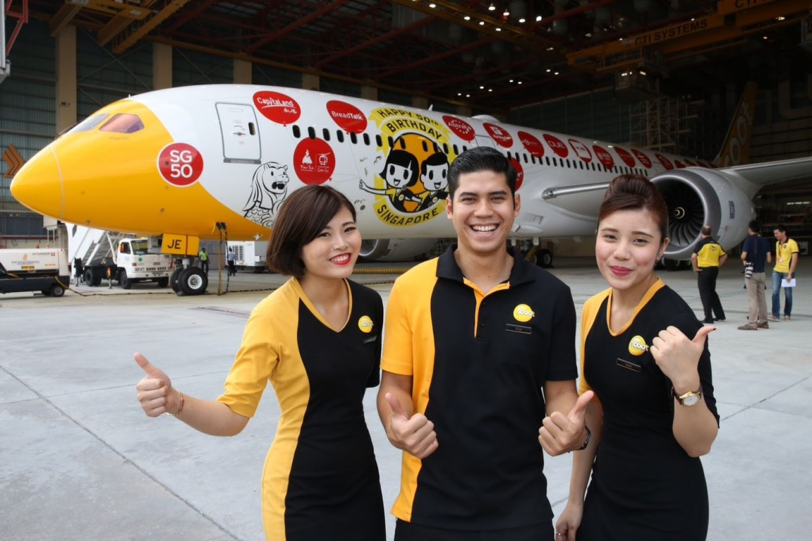 fly gosh: flyscoot cabin crew ( recruitment in malaysia )