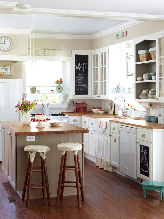 Small Kitchen Decorating Design Ideas 2011 Finishing Touch Interiors