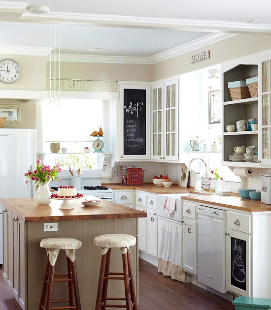 Small Kitchen Decorating Design Ideas 2011