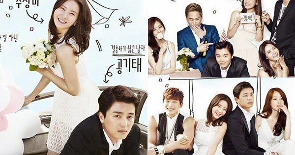 sinopsis marriage not dating eps 9