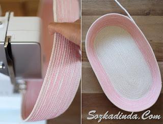 halat ipi ile örgü çanta yapımı, nasıl yapılır