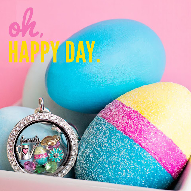 Origami Owl 2016 Easter Collection available at StoriedCharms.origamiowl.com