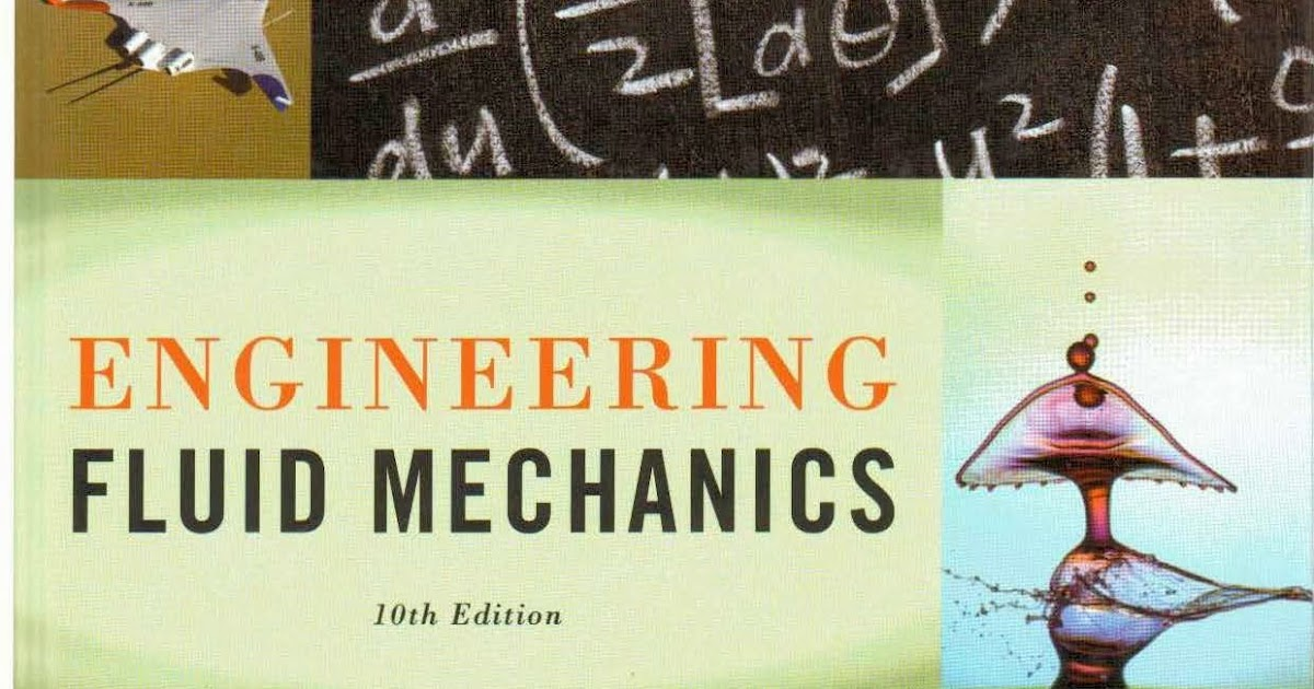 Engineering Fluid Mechanics Crowe 10th Edition Pdf