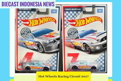 Hot Wheels Special Edition Racing Circuit 2017
