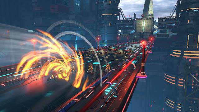 Sonic Forces presenta la Planta Química y un dispositivo Wispon
