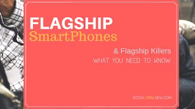 flagship smartphones?