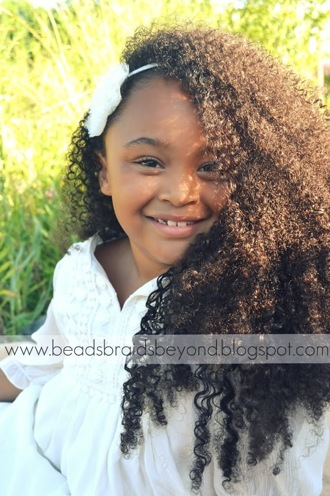 Beads, Braids and Beyond: Miss A's Updated Natural Hair ...