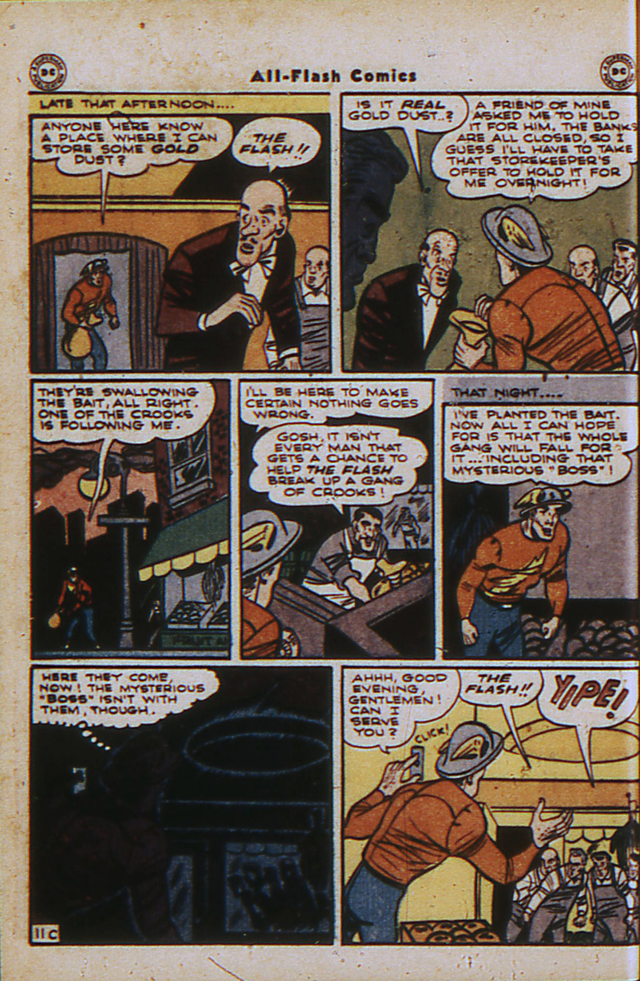 Read online All-Flash comic -  Issue #26 - 41