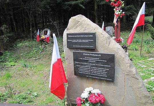 Obelisk Partyzancki.