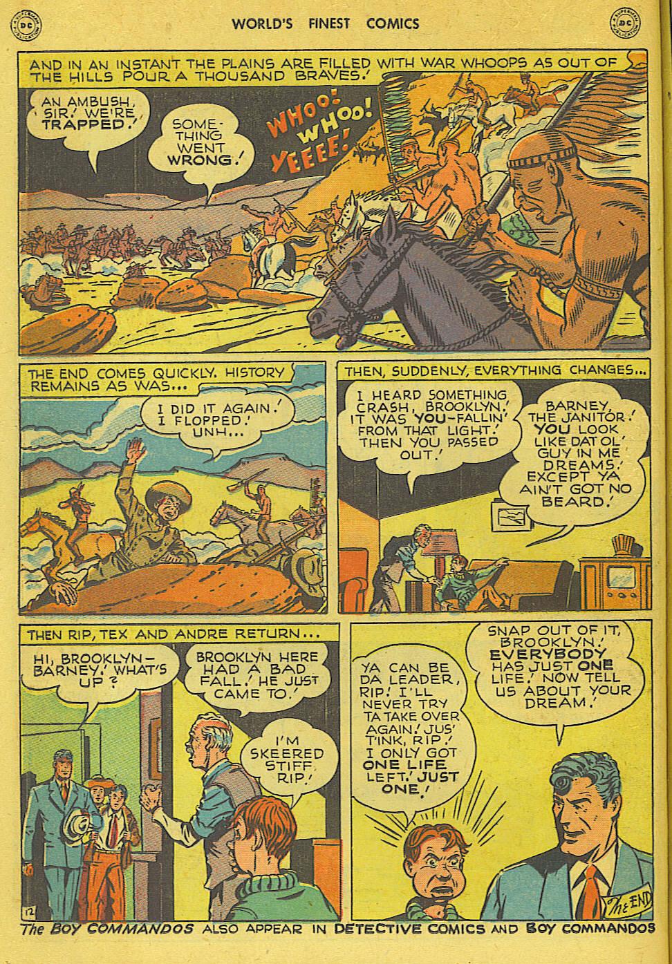 Read online World's Finest Comics comic -  Issue #34 - 38