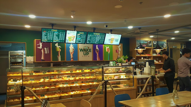 Wake Up every morning in the most affordable cafe in Alabang