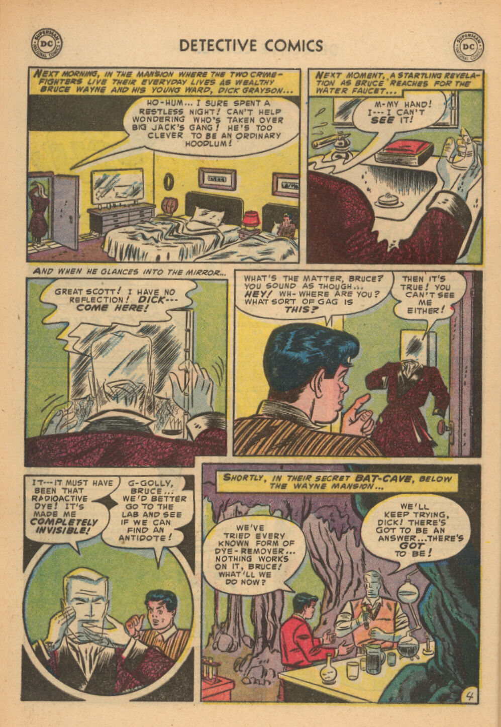 Detective Comics (1937) 199 Page 4