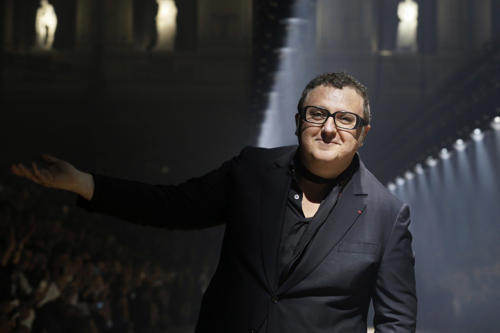 Alber Elbaz promoted from Knight to Office of the Legion of Honor / fashion news via www.fashionedbylove.co.uk