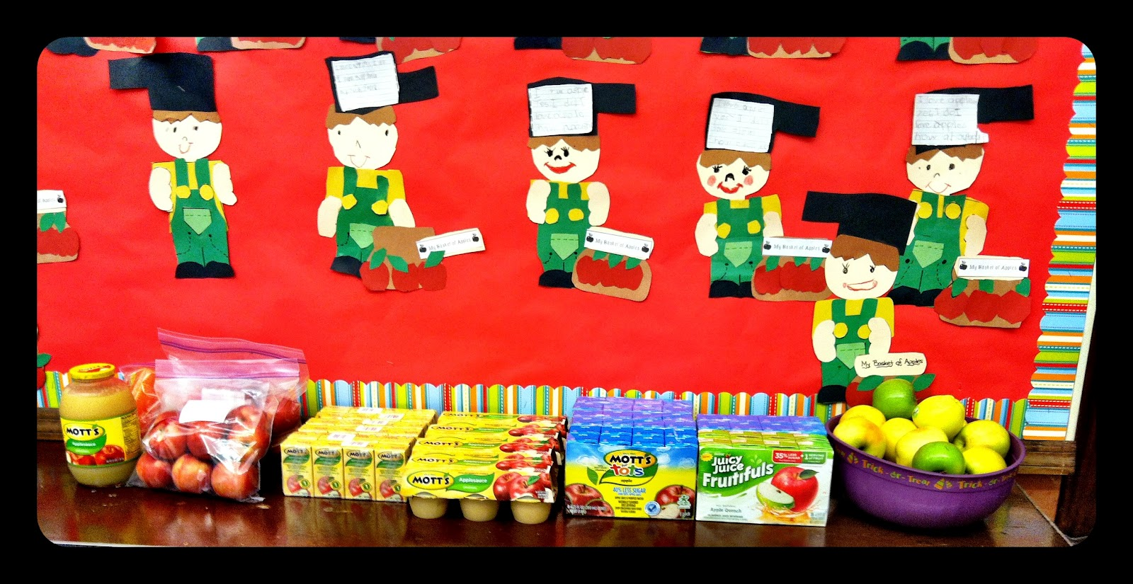 Just Wild About Teaching Johnny Appleseed Day And A Sweet Gingerbread Craft