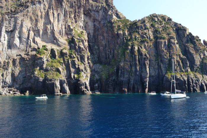 Panarea, Liparské ostrovy, Isole Eolie, Stromboli