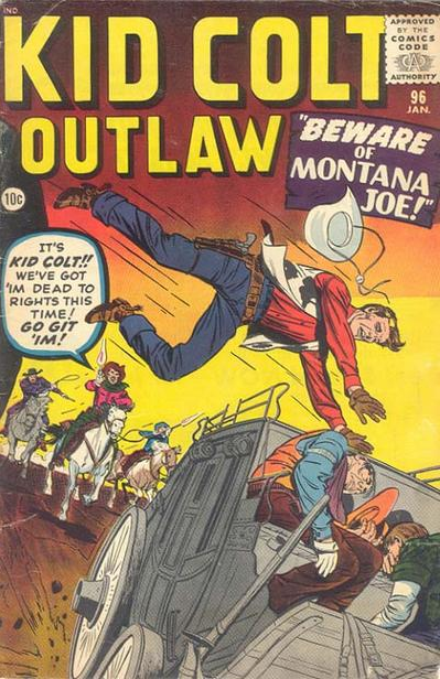 Kirby Kid Colt Outlaw