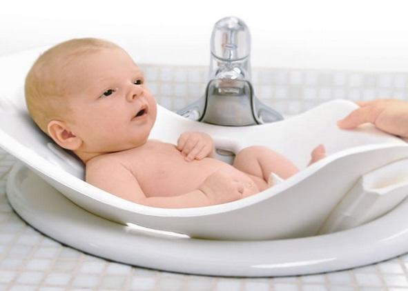 El primer baño