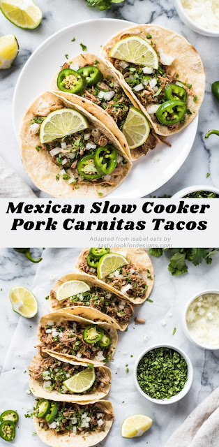 The Best Mexican Carnitas Recipe