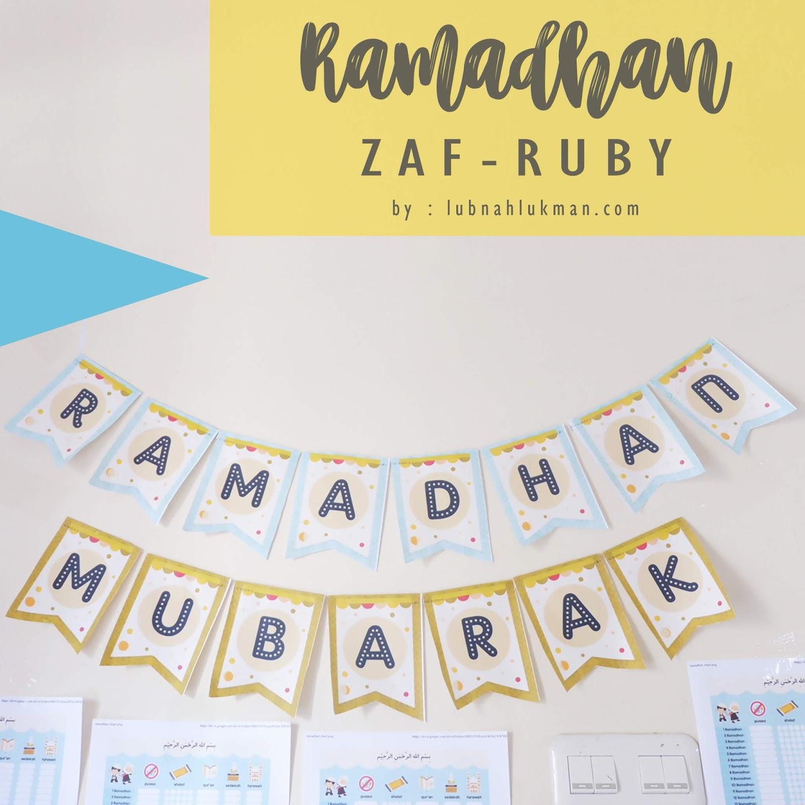 Ramadhan Zaf Ruby