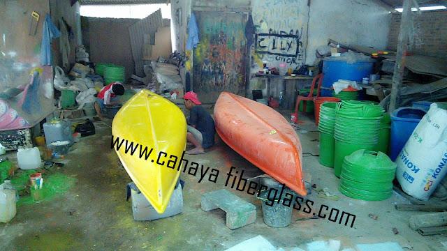 perahu kayak