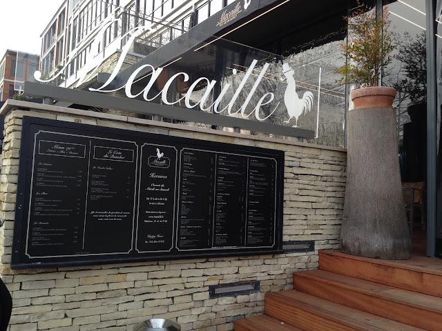 Restaurant Macaille à Paris du chef Norbert Tarayre top chef