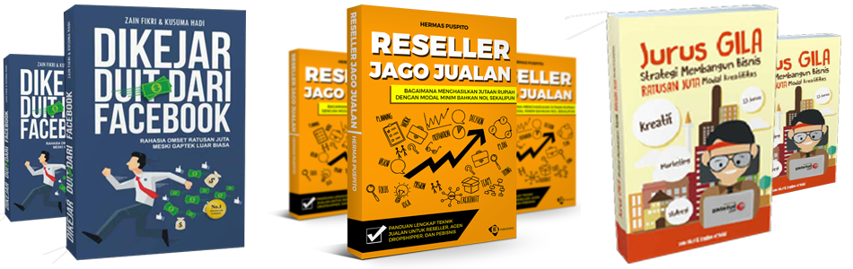 Produk Buku Bisnis