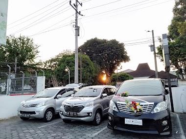 Wedding Car Jogja // Sewa Mobil Pengantin di Jogja