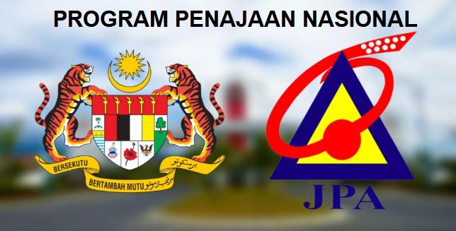 Tawaran Dan Permohonan Online Bagi Program Tajaan Nasional Ppn Tahun 2019 Jabatan Perkhidmatan Awam Jpa Mypendidikanmalaysia Com