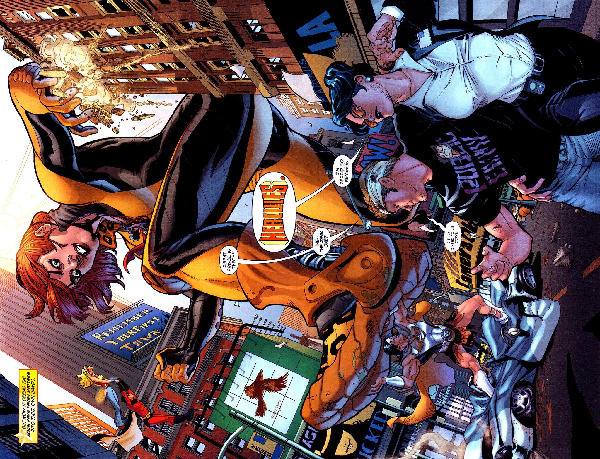 Read online Wonder Woman (2006) comic -  Issue #3 - 3