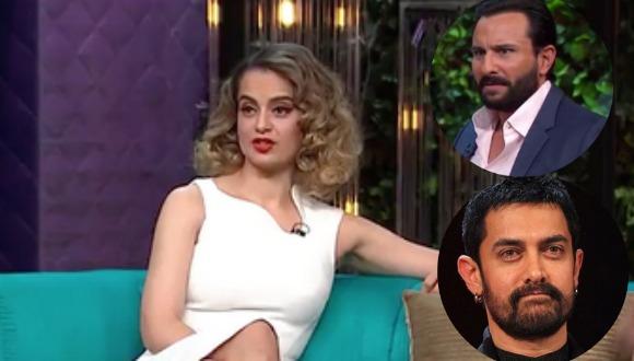 Kangana Admits She's Jealous OF Aamir