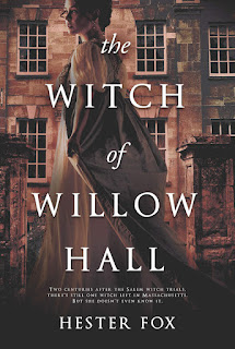 Interview with Hester Fox, author of The Witch of Willow Hall