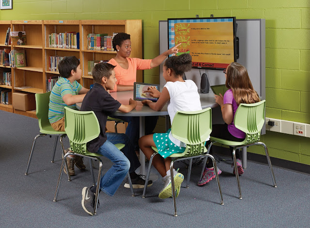 Enhance The Intelligence Of Students By Creating Interactive Learning Spaces