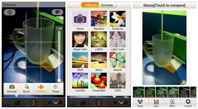 Aplikasi Camera360 Ultimate Apk Android