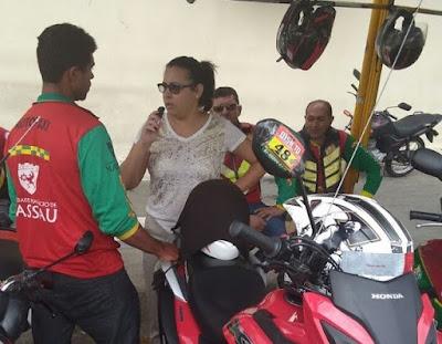 Mototaxistas alegam sofrer abuso de poder por empresário de Petrolina - PE
