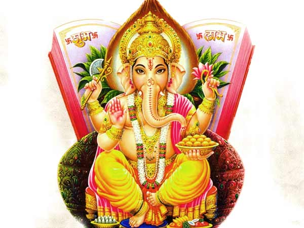 Download Images Of Lord Ganesha: Lord Ganesh Ji Images With BhaktiBhaav
