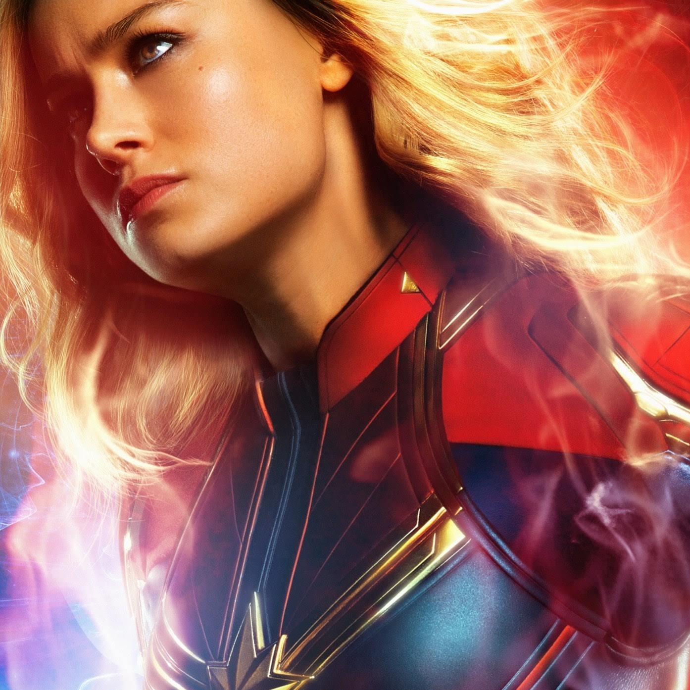 Captain Marvel : マーベルの戦うヒロイン映画「キャプテン・マーベル」が、ねこのグースも含めたメイン・キャストのキャラクター・ポスター計10点をまとめて、リリース ! !