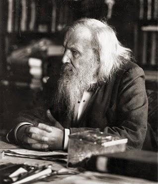 Дми́трий Ива́нович Менделе́ев Dmitri Ivanovich Mendeleev