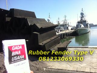 Rubber Fender Type V