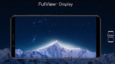 Full View Display Vivo V7 Plus