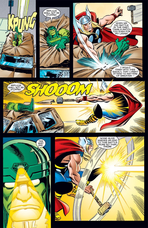 Thor (1998) Issue #9 #10 - English 6