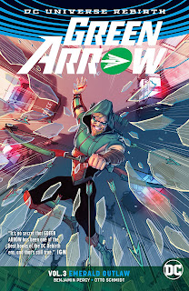 Review green arrow vol 3 emerald outlaw rebirth trade paperback benjamin percys rebirth green arrow vol 3 emerald outlaw is a thoroughly impressive book i had some hesitation as to how seriously or not this volume fandeluxe Images
